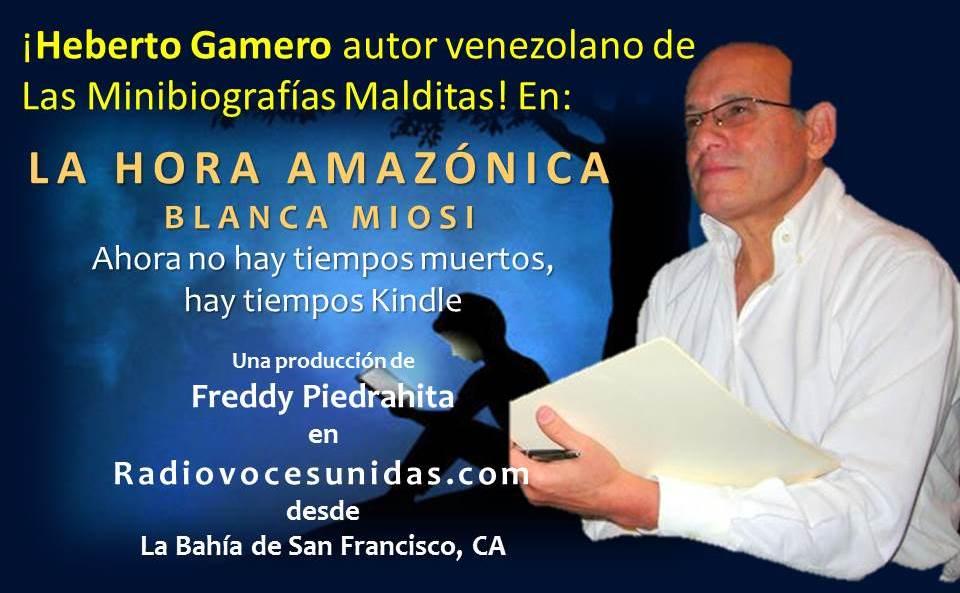 Entrevista La hora amazónica