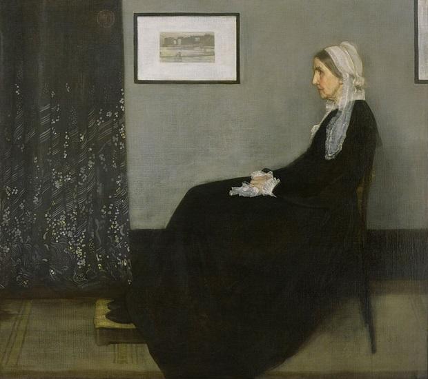 El retrato de una madre