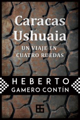 Cover eBook Caracas Ushuaia