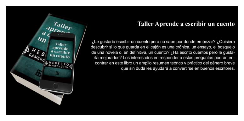 Imagen y texto Blog-Inicio (Taller aprende a escribir un cuento)
